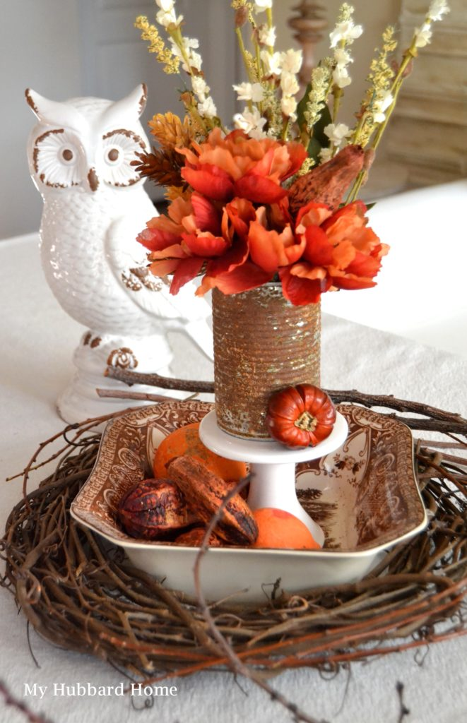 Unique Rustic Autumn Vignettes